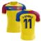 2018-2019 Barcelona Fans Culture Away Concept Shirt (O Dembele 11)