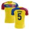 2018-2019 Barcelona Fans Culture Away Concept Shirt (Sergio 5)
