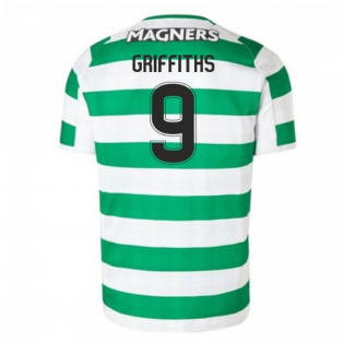 2018-2019 Celtic Home Football Shirt (Griffiths 9)