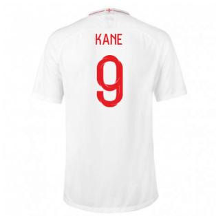 2018-2019 England Home Nike Football Shirt (Kane 9) - Kids