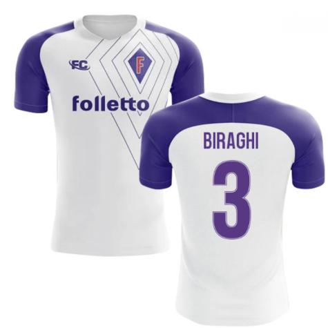 2018-2019 Fiorentina Fans Culture Away Concept Shirt (Biraghi 3)