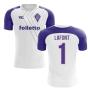 2018-2019 Fiorentina Fans Culture Away Concept Shirt (Lafont 1) - Womens