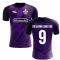 2020-2021 Fiorentina Fans Culture Home Concept Shirt (Giovanni Simeone 9)