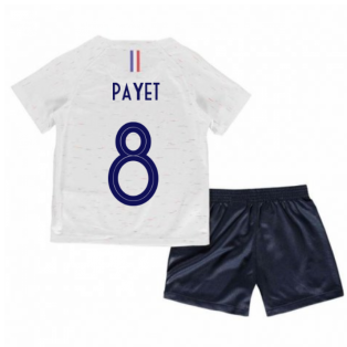 2018-2019 France Away Nike Baby Kit (Payet 8)