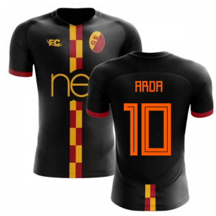 2018-2019 Galatasaray Fans Culture Away Concept Shirt (Arda 10)