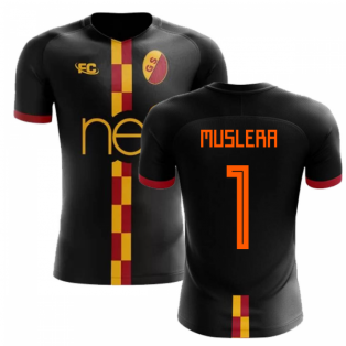 2018-2019 Galatasaray Fans Culture Away Concept Shirt (Muslera 1)