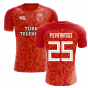 2018-2019 Galatasaray Fans Culture Home Concept Shirt (Fernando 25) - Baby