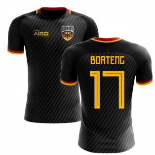 2018-2019 Germany Third Concept Football Shirt (Boateng 17)