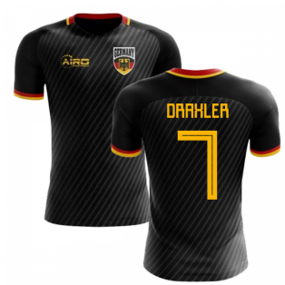 2018-2019 Germany Third Concept Football Shirt (Draxler 7)