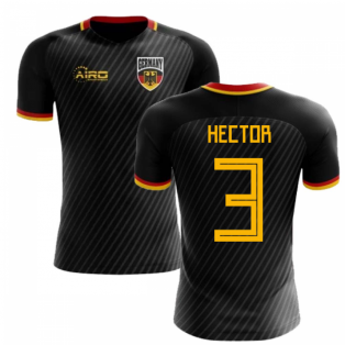 2018-2019 Germany Third Concept Football Shirt (Hector 3)