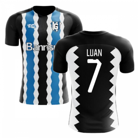 2018-2019 Gremio Fans Culture Home Concept Shirt (Luan 7) - Womens