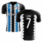 2018-2019 Gremio Fans Culture Home Concept Shirt (Luan 7)