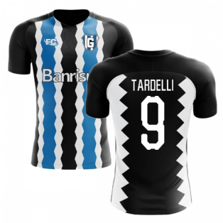 2018-2019 Gremio Fans Culture Home Concept Shirt (Tardelli 9) - Baby