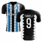 2018-2019 Gremio Fans Culture Home Concept Shirt (Tardelli 9) - Womens