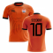 2018-2019 Holland Fans Culture Home Concept Shirt (SEEDORF 10)