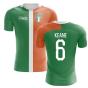 2020-2021 Ireland Flag Concept Football Shirt (Keane 6)