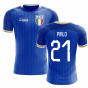 2018-2019 Italy Home Concept Football Shirt (Pirlo 21)