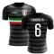 2020-2021 Italy Third Concept Football Shirt (Candreva 6)
