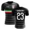 2020-2021 Italy Third Concept Football Shirt (Gabbiadini 23)