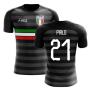 2018-2019 Italy Third Concept Football Shirt (Pirlo 21)