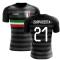 2018-2019 Italy Third Concept Football Shirt (Zappacosta 21)
