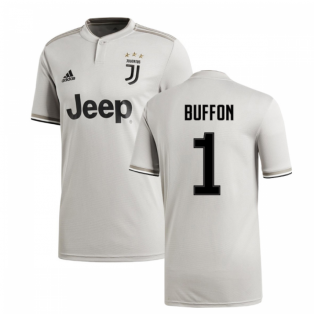 254a4dde0 Buy Gianluigi Buffon Football Shirts at UKSoccershop.com