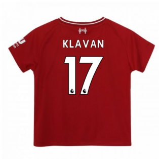 2018-2019 Liverpool Home Baby Kit (Klavan 17)