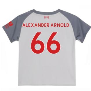 2018-2019 Liverpool Third Baby Kit (Alexander Arnold 66)