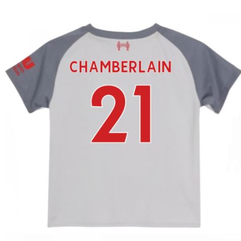2018-2019 Liverpool Third Baby Kit (Chamberlain 21)
