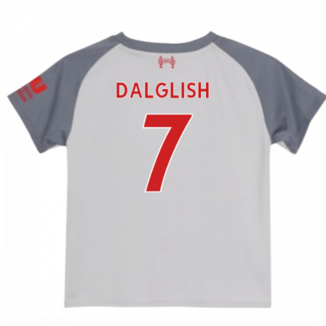 2018-2019 Liverpool Third Baby Kit (Dalglish 7)