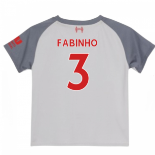 2018-2019 Liverpool Third Baby Kit (Fabinho 3)