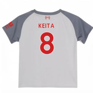 2018-2019 Liverpool Third Baby Kit (Keita 8)