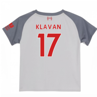 2018-2019 Liverpool Third Baby Kit (Klavan 17)