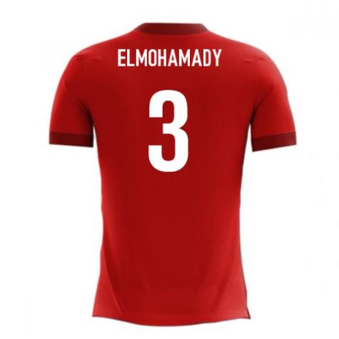 2018-2019 Egypt Airo Concept Home Shirt (ElMohamady 3)