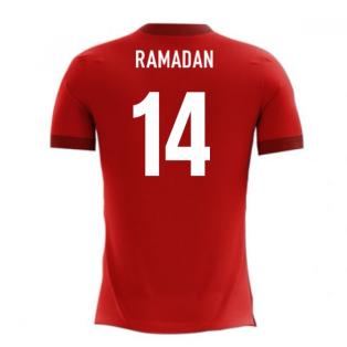 2020-2021 Egypt Airo Concept Home Shirt (Ramadan 14)