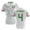 2020-2021 Mexico Away Concept Football Shirt (R Marquez 4)