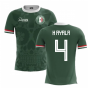 2020-2021 Mexico Home Concept Football Shirt (H Ayala 4)