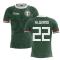 2018-2019 Mexico Home Concept Football Shirt (H Lozano 22)
