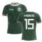 2018-2019 Mexico Home Concept Football Shirt (H Moreno 15)