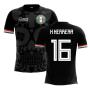 2020-2021 Mexico Third Concept Football Shirt (H Herrera 16)