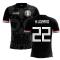 2018-2019 Mexico Third Concept Football Shirt (H Lozano 22) - Kids