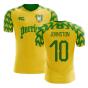 2018-2019 Nantes Fans Culture Home Concept Shirt (Johnston 10)