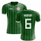 2018-2019 Northern Ireland Home Concept Football Shirt (Hodson 6)