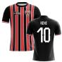 2018-2019 Sao Paolo Home Concept Football Shirt (Nene 10)