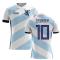 2018-2019 Scotland Away Concept Football Shirt (Cairney 10)