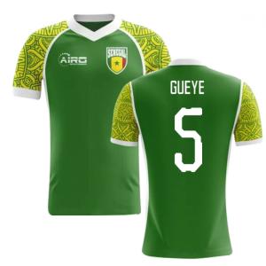 2020-2021 Senegal Away Concept Football Shirt (Gueye 5)