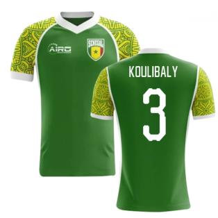 2018-2019 Senegal Away Concept Football Shirt (Koulibaly 3)