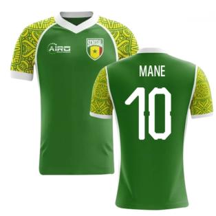 2018-2019 Senegal Away Concept Football Shirt (Mane 10)