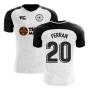 2018-2019 Valencia Fans Culture Home Concept Shirt (Ferran 20) - Womens