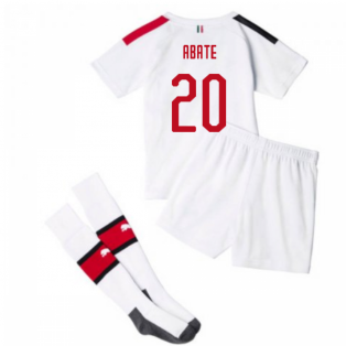 2019-20 AC Milan Away Mini Kit (ABATE 20)